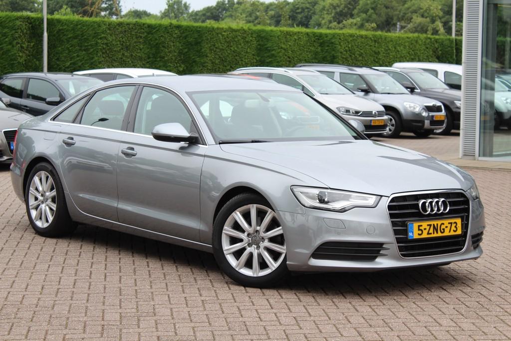 Audi a6 2.0 180pk occasion | Otto de Gooijer