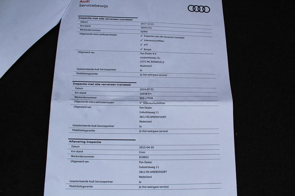 Audi a6 2.0 180pk occasion 24 | Otto de Gooijer