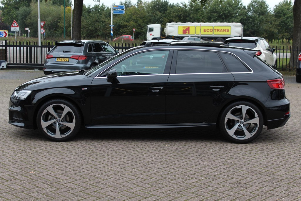 Audi a3 sportback 1.4 occasion 4 | Otto de Gooijer