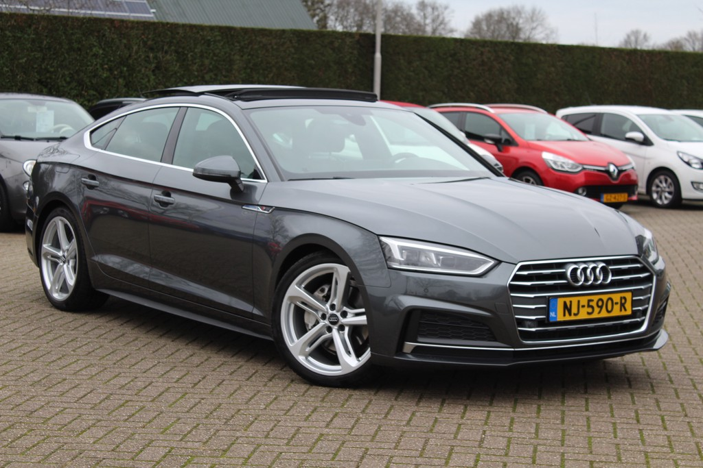 Audi a5 sportback 2.0 occasion 31 | Otto de Gooijer