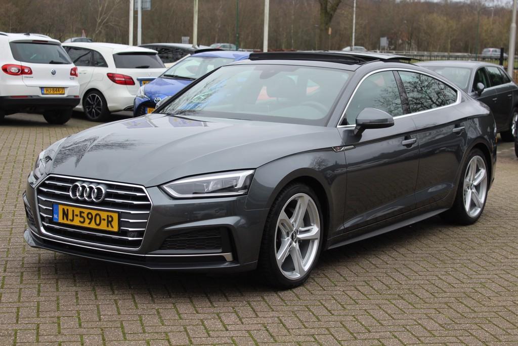 Audi a5 sportback 2.0 occasion 3 | Otto de Gooijer