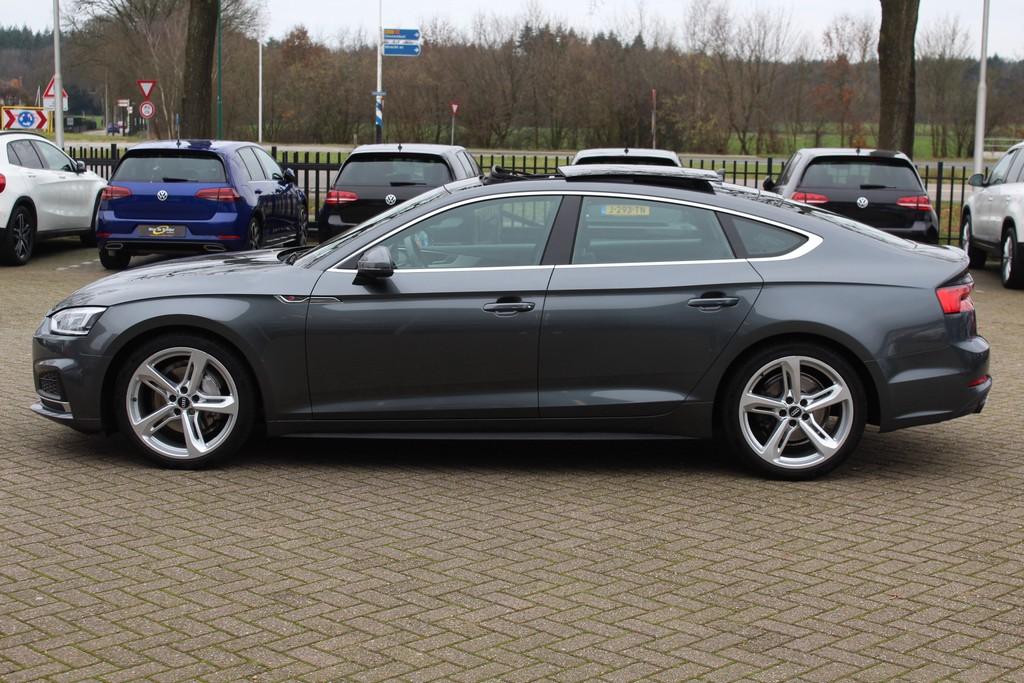 Audi a5 sportback 2.0 occasion 4 | Otto de Gooijer