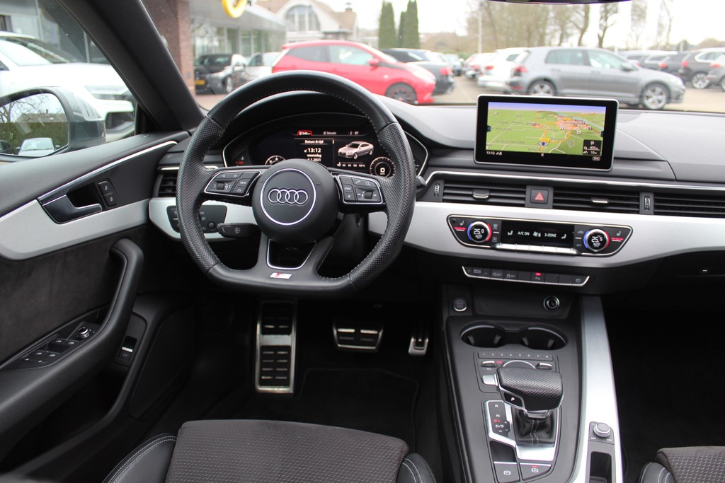 Audi a5 sportback 2.0 occasion 6 | Otto de Gooijer
