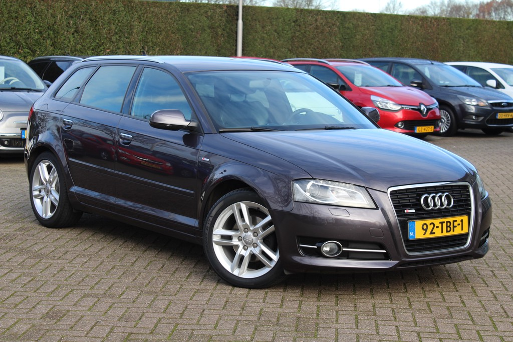 Audi a3 sportback 1.4 occasion   Otto de Gooijer