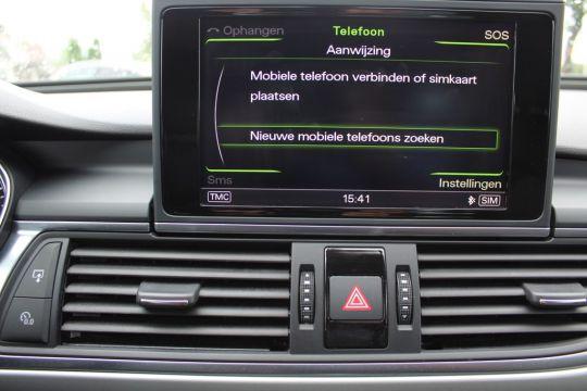 Audi a6 2.0 180pk occasion 18 | Otto de Gooijer