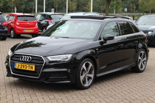 Audi a3 sportback 1.4 occasion 3 | Otto de Gooijer