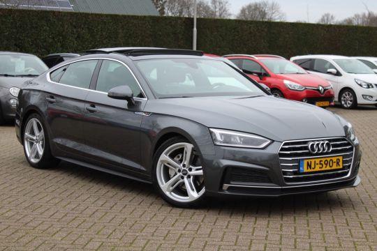Audi a5 sportback 2.0 occasion | Otto de Gooijer