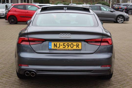 Audi a5 sportback 2.0 occasion 15 | Otto de Gooijer