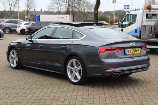 Audi a5 sportback 2.0 occasion 1 | Otto de Gooijer