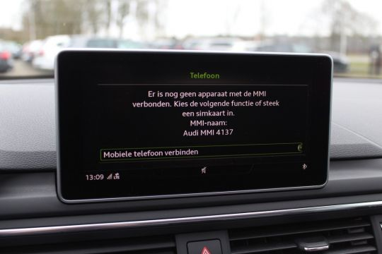 Audi a5 sportback 2.0 occasion 21 | Otto de Gooijer