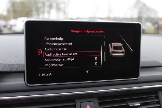 Audi a5 sportback 2.0 occasion 23 | Otto de Gooijer