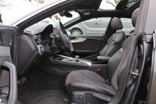 Audi a5 sportback 2.0 occasion 8 | Otto de Gooijer