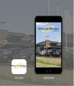 Download Otto de Gooijer App Autos