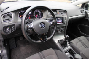 Volkswagen Golf BlueMotion - interieur - otto de gooijer
